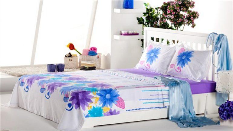 Basit Bir Yatak Odası Dekorasyon Videosu