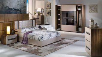 İstikbal Mobilya Zenit Yatak Odası Takımı