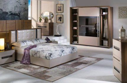 Güle Güle Oturun Yatak Odası Dekorasyonu (Video)