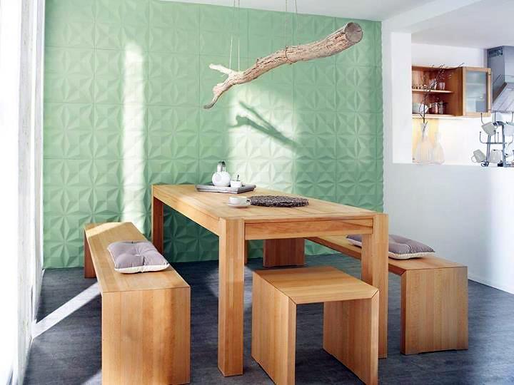3 Boyutlu Duvar Panelleri Özellikleri ve Kullanım Alanları