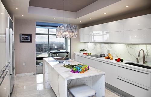 Mutfak Nasıl Dekore Edilir? Mutfak Dolap Renkleri ve Modelleri