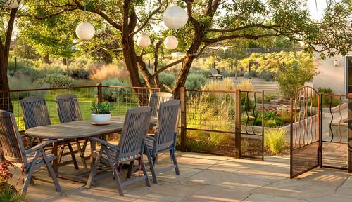 Müstakil Ev Bahçe Dekorasyonu Örnekleri ve Önerileri