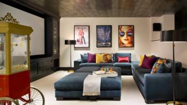 Ev Sinema Odası Örnekleri