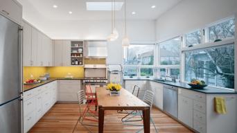 Mutfak Dekorasyonu İçin 11 Renkli Fikir