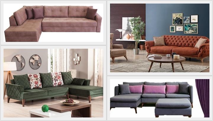 Soru 16: Salon Dekorasyonu İçin Koltuk Rengi Önerisi