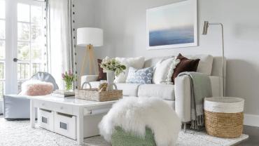 Beyaz Renk Dekorasyon Örnekleri ve Önerileri