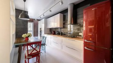 Kırmızı Renk Dekorasyon Önerileri ve Örnekleri