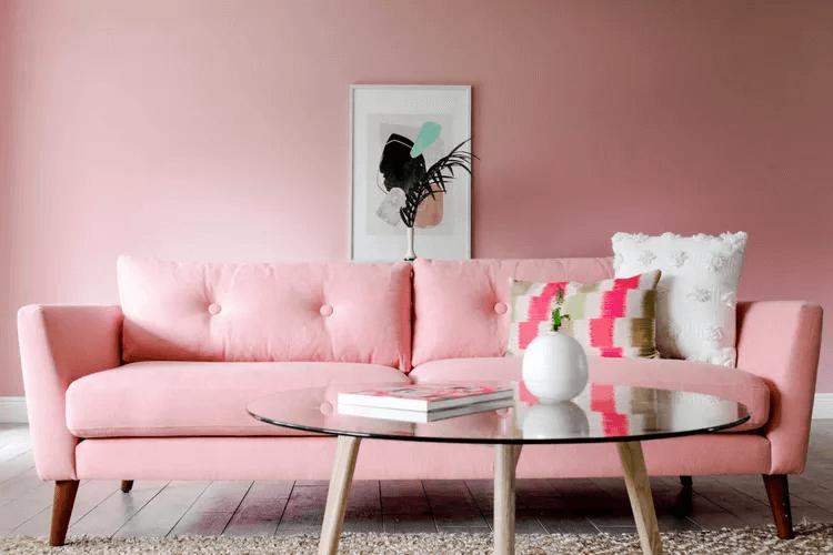 Pembe Renk Dekorasyon Örnekleri ve Önerileri