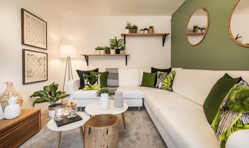 Yeşil Renk Dekorasyon Örnekleri ve Önerileri