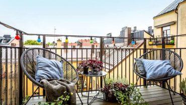 Balkon Dekorasyonu Önerileri ve Örnekleri