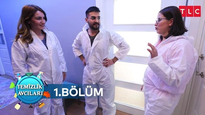 TLC Temizlik Avcıları Şimdi Türkiye'de