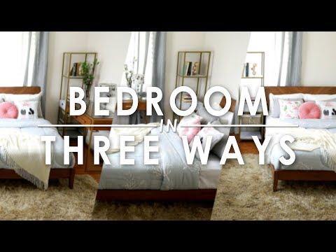 Yatak Odası Yerleştirmenin 3 Farklı Yolu