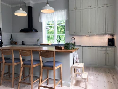 Soru 96: Mutfak Dekorasyonu İçin Dolap Renk Önerisi