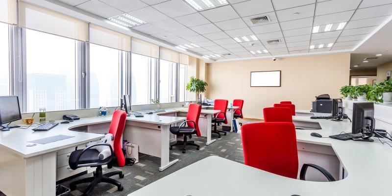 En Çok Tercih Edilen Ofis Mobilyaları