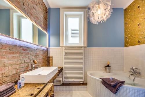 En Güzel Döşenmiş Banyo Modelleri İçin 58 Örnek