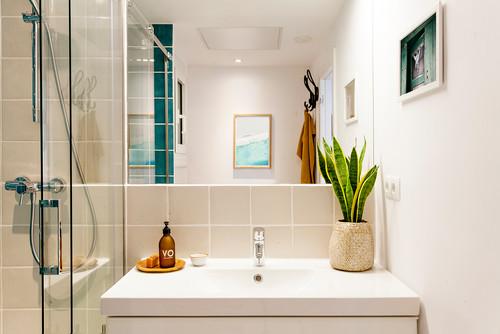 6 Başlıkta Küçük Banyo Dekorasyonu Önerileri