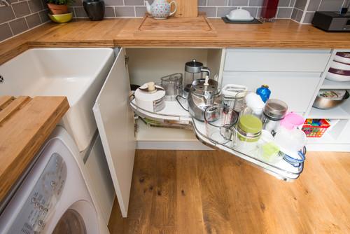 Küçük Mutfak Nasıl Kullanışlı Hale Getirilir?