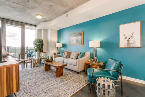Oturma Odasında Hangi Renkler Kullanılmalı?