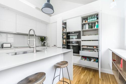 5 Başlıkta Minimalist Mutfak Dekorasyonu