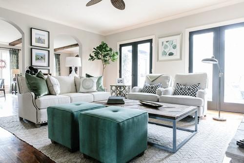 Oturma Odamı Nasıl Güzelleştirebilirim? Oturma Odası Dekorasyon Önerileri
