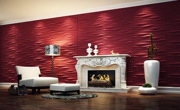 3 boyutlu duvar panelleri