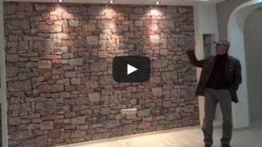 Ev Dekorasyonu İçin Yapılanların Anlatıldığı Video