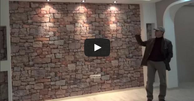 4+1 Ev Dekorasyonu İçin Yapılanların Anlatıldığı Video