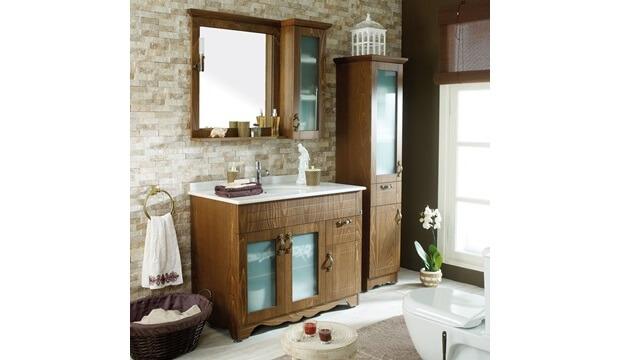 Banyo Dolap Seti