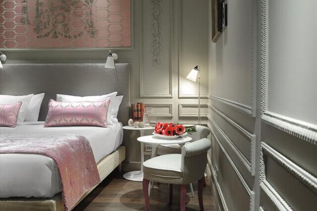 Dekorasyonda Renk Uyumu İçin Örnekler - Photo by Hotels-HPRG