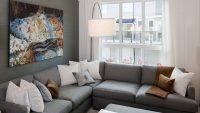 Soru 5: Salon Dekorasyonu İçin Duvar Boyası Ve Fon Perde Tavsiyesi