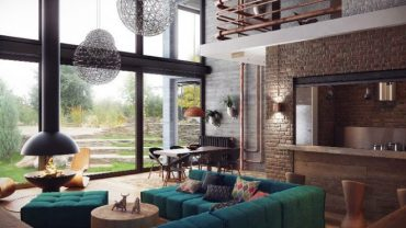 Zorlu Center Residences 4+1 Örnek Daire