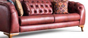 Soru 10: Salon Dekorasyonu İçin Kanepe ve Halı Önerisi