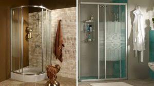 Banyo Dekorasyonu İçin Duşakabin Modelleri