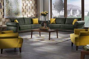 Soru 11: Salon Dekorasyonu İçin Halı-Berjer-Sandalye Renk Önerisi