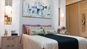 Yatak Odası Dekore Etmek Hiç Bu Kadar Kolay Olmamıştı! (Video)