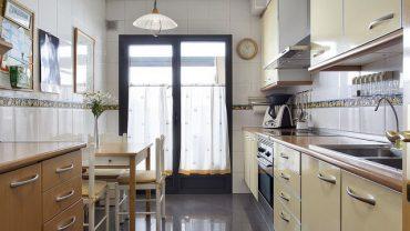 Mutfak Dekorasyonu Öncesi Ve Sonrası