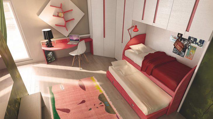 Çocuk Odası Dekorasyonu İçin 12 Örnek