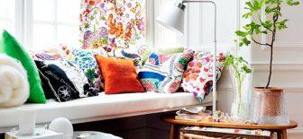 Dekoratif Baskılı Yastık ve Kırlentler
