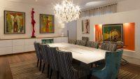 Yemek Odası Dekorasyonu İçin 23 Örnek